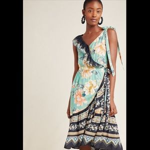 Anthropologie Farm Rio Monica Wrap Dress sold out
